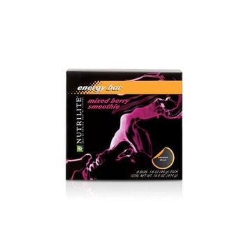 Nutrilite Energy Bars Mixed Berry Smoothie (9 Bars)