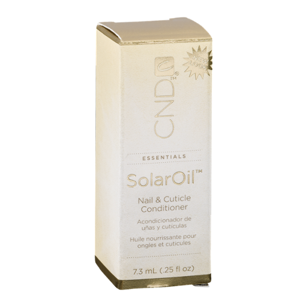 CND Essentials Solar Oil Nail & Cuticle Conditioner