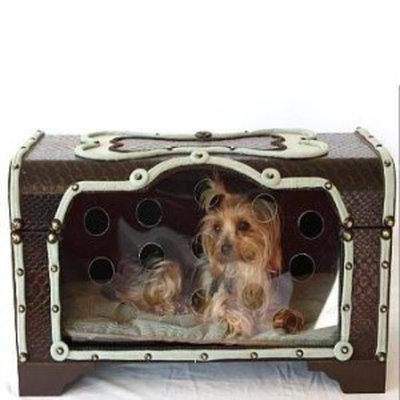 Snoozer Hide a Dog Designer Dog Box Bed