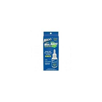 Macks Wax Away Earwax Removal Aid, 0.5 Ounce