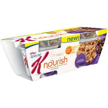 Special K® Kellogg's Nourish Multi-Grain Cinnamon Raisin Pecan Hot Cereal