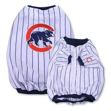 Sporty K9 Baseball Jersey - Chicago Cubs
