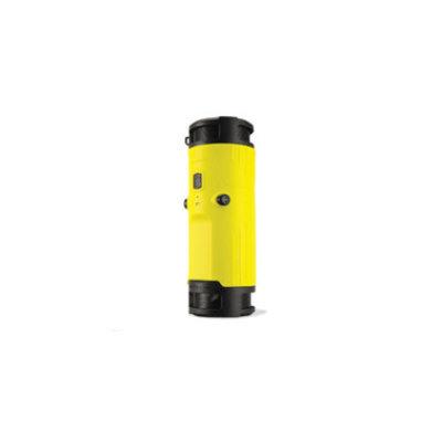 Scosche Industries boomBOTTLE Weatherproof Wireless Bluetooth Speaker - Yellow/Black