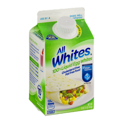 Crystal Farms All Whites 100% Liquid Egg Whites
