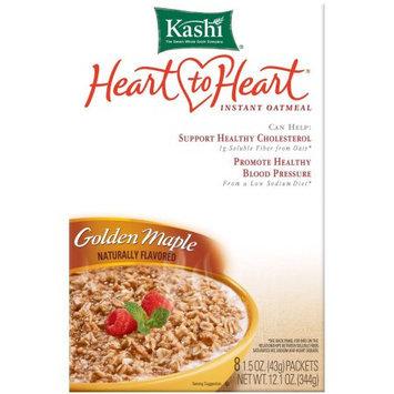 Kashi® Heart To Heart Golden Maple Instant Oatmeal
