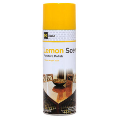DG Home Lemon Scent Furniture Polish - 9.7 oz.
