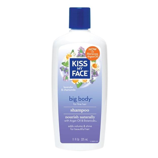 Kiss My Face Big Body Shampoo
