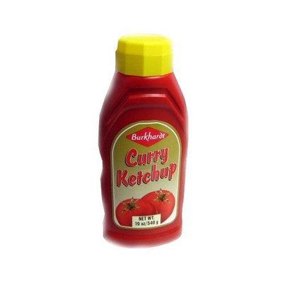 Burkhardt Curry Ketchup (19oz / 540 g)