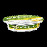Athenos Greek Strained Pineapple Nonfat Yogurt