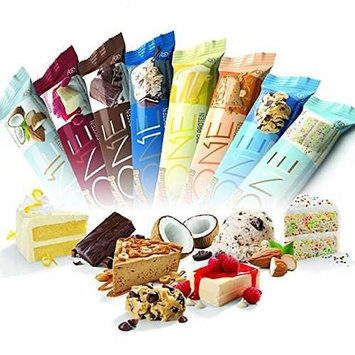 Iss Research Oh Yeah! One Protein Bars Variety Pack 12 Bars, (2 bars of 6 Flavors)