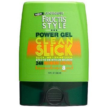 Garnier Fructis Clean Slick Power Gel