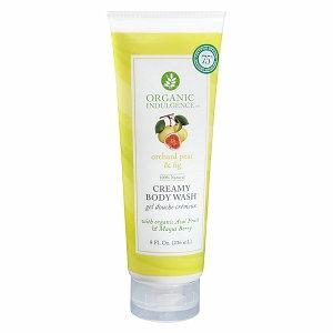 Organic Indulgence Creamy Body Wash