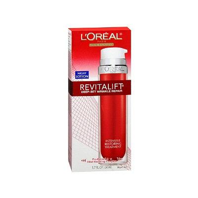L'Oréal Paris RevitaLift® Deep-Set Wrinkle Repair Night Creme
