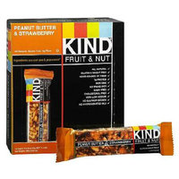 KIND Fruit + Nut Nutrition Bars Peanut Butter & Strawberry