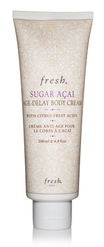 fresh Sugar Açaí Age-Delay Body Cream