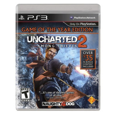 Uncharted 2: Among Thieves - Game of the Year Edition (PlayStation 3)