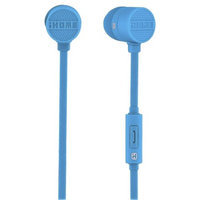 iHome Rubberized Noise Isolating Earbuds - Blue