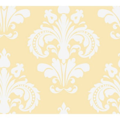 Devine Color Chantilly Wallpaper - Firefly