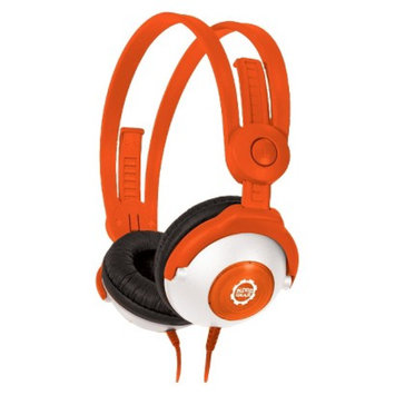 Supply and Beyond, LLC Kidz Gear Volume Limit Headphones - Orange