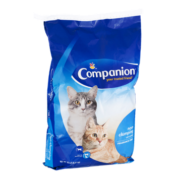 Companion Cat Litter Non-Clumping Fragrance Free
