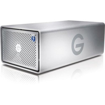 G-Technology 16TB G-RAID Removable Thunderbolt 2 USB 3.0 - Hardware RAID 2-Bay Storage Solution with Enterprise Class 7200RPM Hard Drives, Dual Thunderbolt 2 & Single USB 3.0
