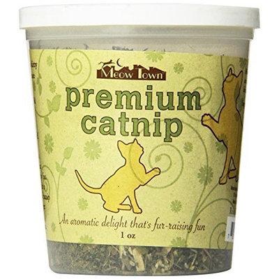 Meow Town Natural Premium Catnip, 1-Ounce