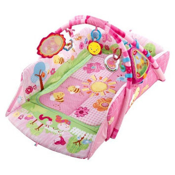 Bright Starts Pretty in Pink Baby's Playplace Deluxe Edition