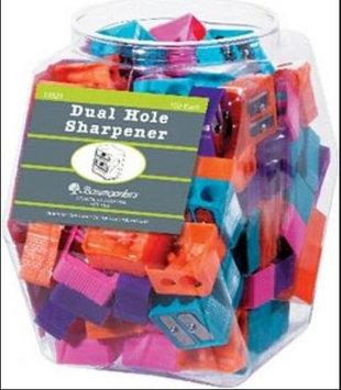Baumgartens 13329 Dual Hole Shrpnr/100-Hex Tub - Pack of 1