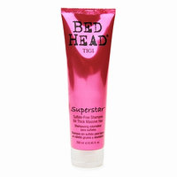 TIGI Bed Head Superstar Sulfate-Free Shampoo for Thick Massive Hair