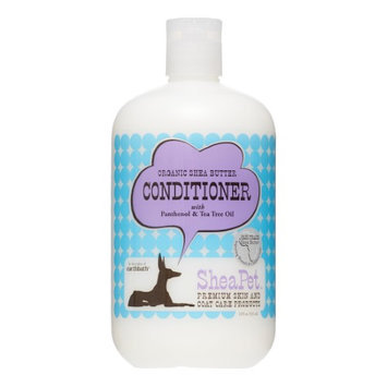 Shea Pet Organic Shea Butter Conditioner Panthenol/ Tea Tree Oil