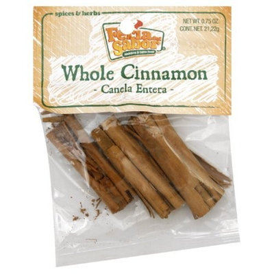 La Fuerza Cinnamon Whole, 0.75-Ounce (Pack of 12)