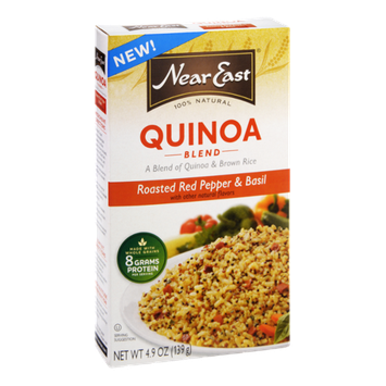 Near East Quinoa Roasted Red Pepper & Basil Blend