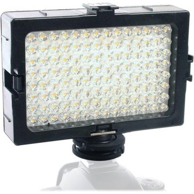 Dot Line DL-DV112A Video & DSLR Variable Powered Light Powered By AA