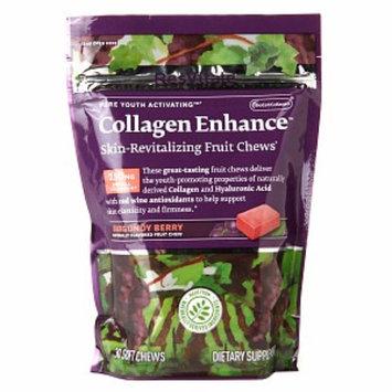 ResVitale Collagen Skin-Revitalizing Chews, Burgundy Berry, 30 ea
