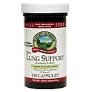 Nature's Sunshine Products Lung Support, Chinese