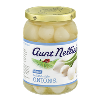 Aunt Nellies Whole Holland-style Onions
