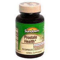 Sundown Naturals PROSTATE HEALTH CAPS SDWN Size: 75