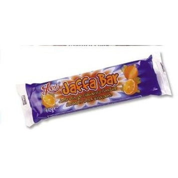 Lees Chocolate Coated Jaffa Bar- Fast