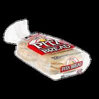 Super G White Pita Bread Pockets - 10 CT