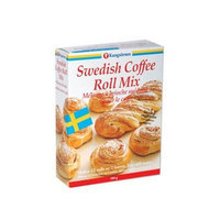 Kungsornen Swedish Coffee Roll Mix, 17.6-Ounce Boxes (Pack of 4)
