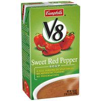 V8® Sweet Red Pepper Soup