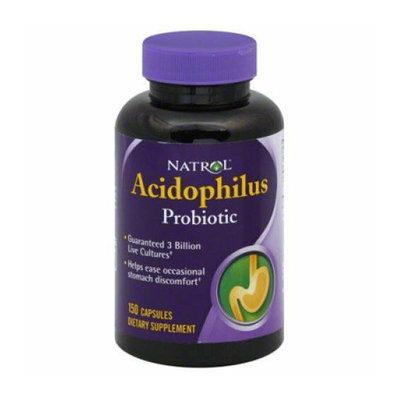 Natrol Acidophilus Probiotic 100 mg 150 Capsules