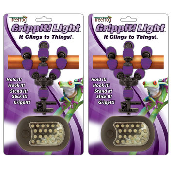 Pc Treasures PC Treasures GrippIt! Light purple 2pk