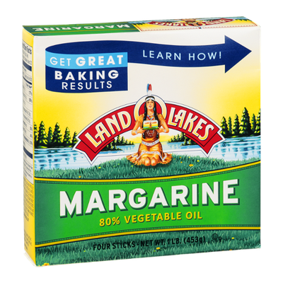 Land O'Lakes Margarine - 4 CT