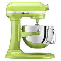 KitchenAid Professional 600 Series 6 Qt Stand Mixer- Green Apple