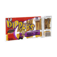 Sargento J.R. Dippers Cheese Dip and Pretzels- 5 PK