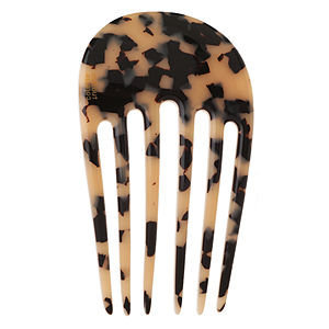 Colette Malouf Handmade Large Oval Comb
