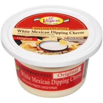 Wi Cheese Group El Viajero Original White Mexican Dipping Cheese, 12 oz