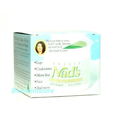 Nads Nad's No Heat Hair Removal Gel