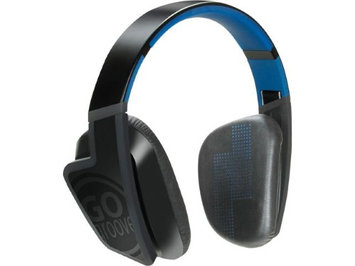 Accessory Power GOgroove Bluetooth Headphones with IPX4 Water-Resistant Rating, Microphone & Folding Design